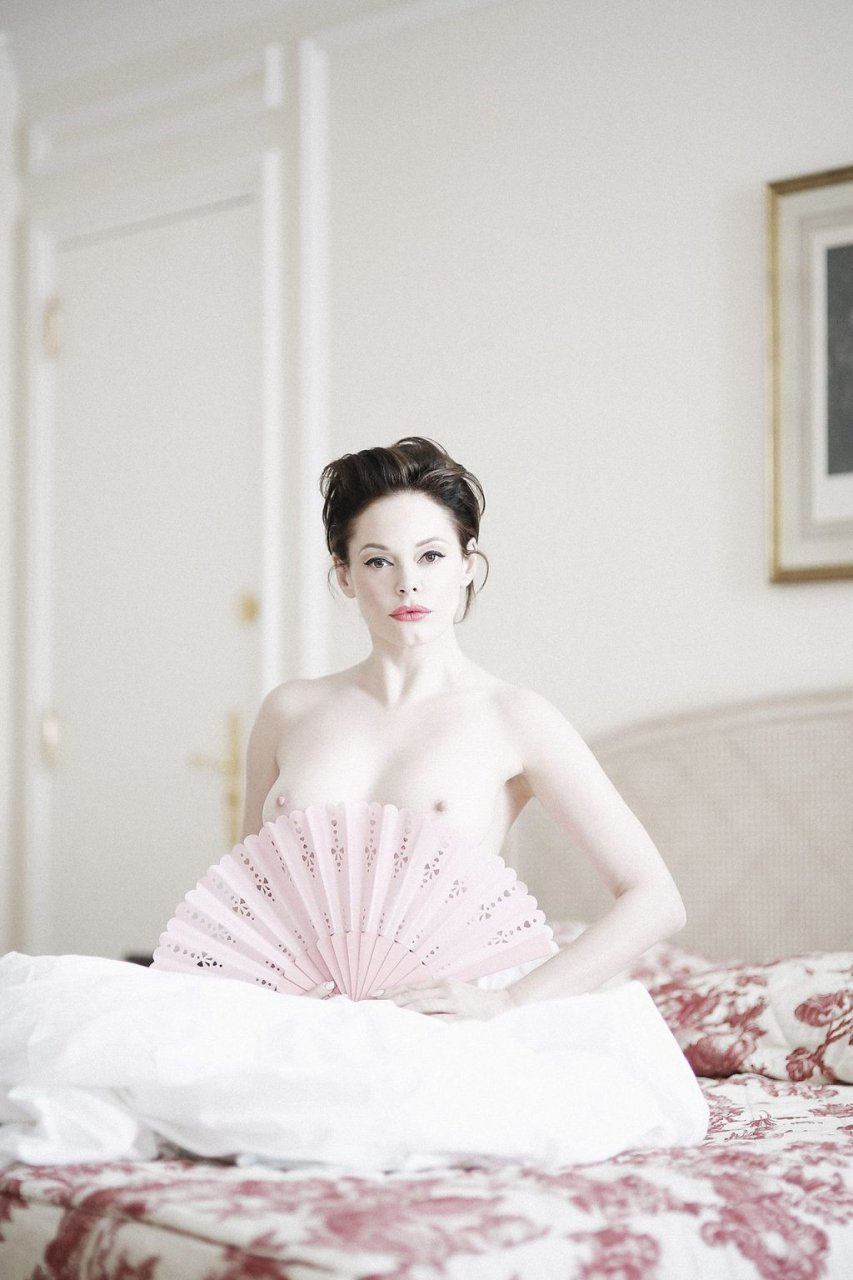 Rose McGowan Nude Leaked The Fappening (11 Photos)