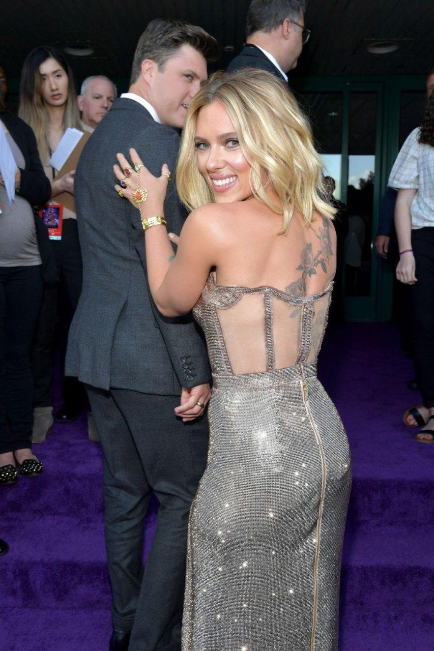 Scarlett Johansson Sexy (28 Photos)