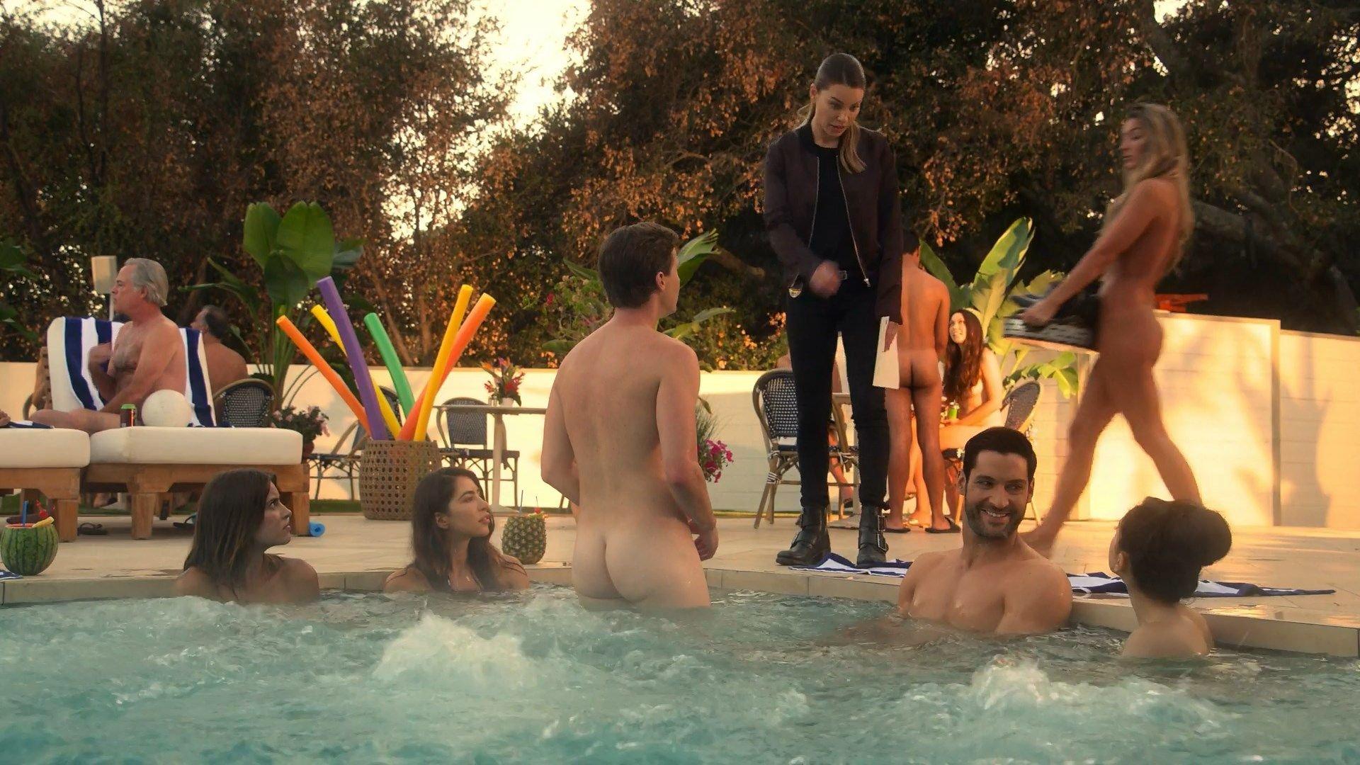 Aimee Garcia Nude In Dexter