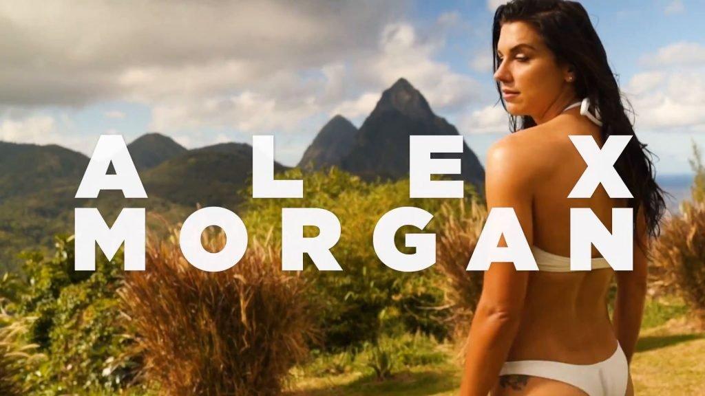 Alex Morgan Sexy (50 Photos + Video)