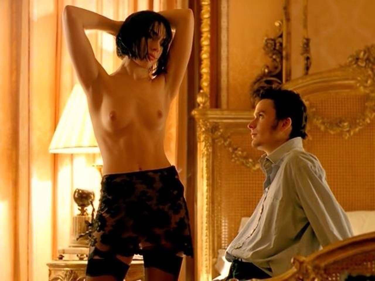 Katherine ryan boobs press nude clip