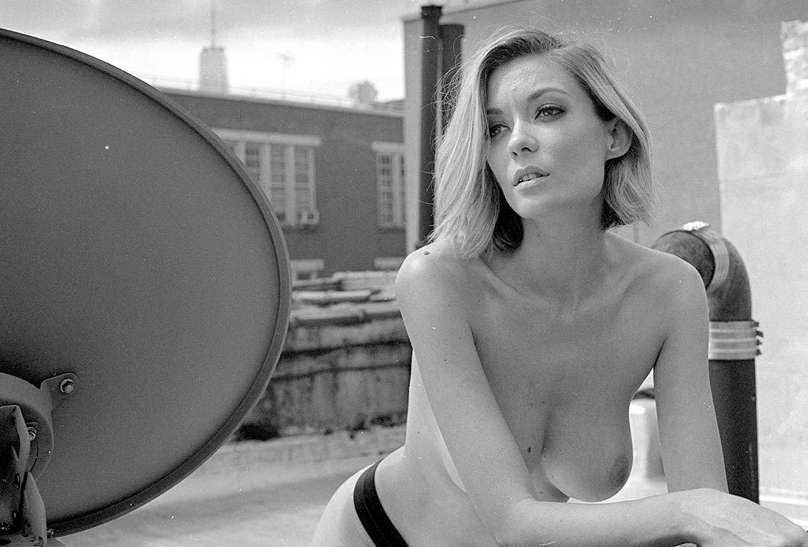 Anna Lisa Nude