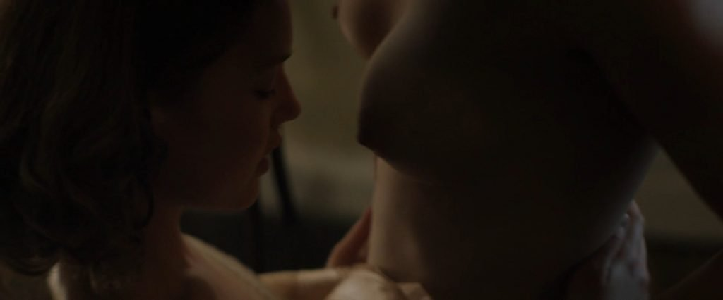 Holliday Grainger, Anna Paquin Nude – Tell It to the Bees (14 Pics + GIFs & Video)