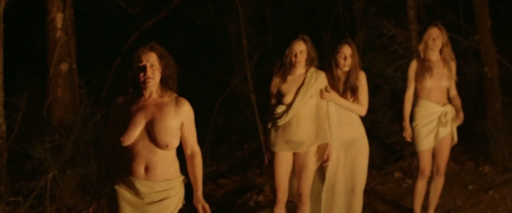 Aubrey Plaza, Kate Micucci, Jemima Kirke Nude