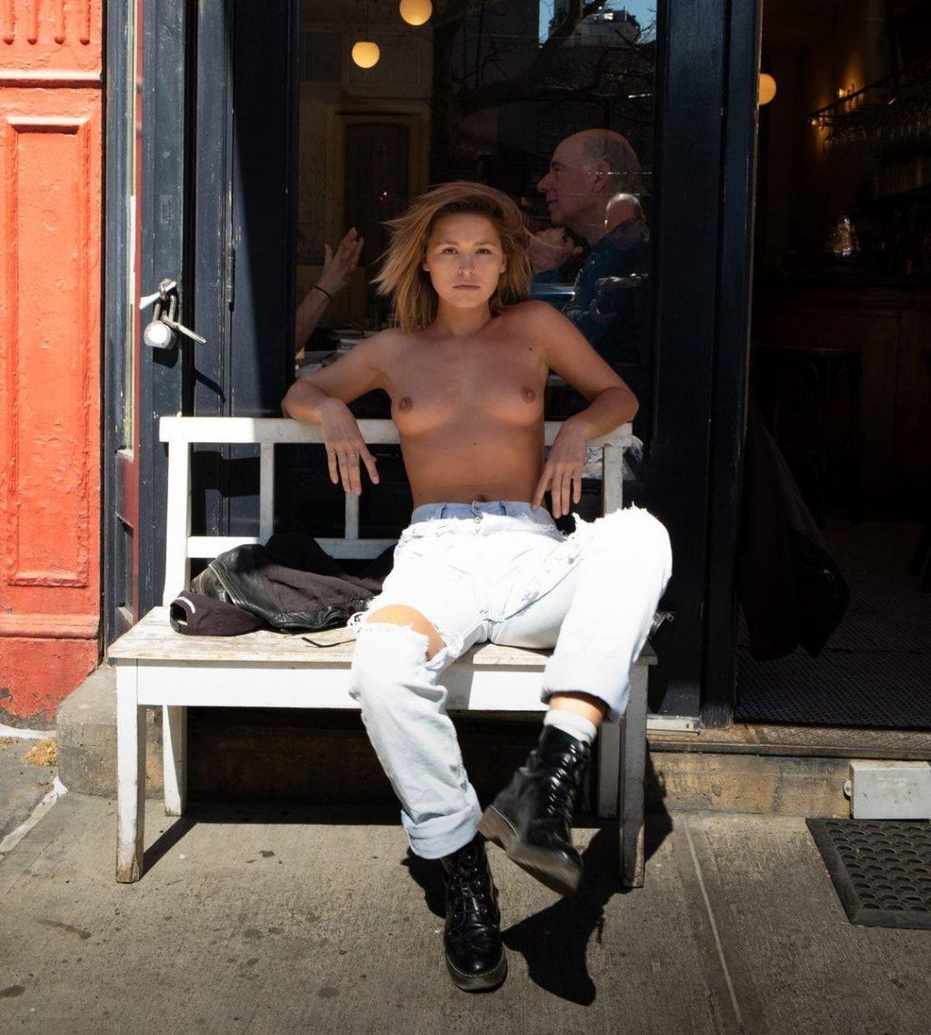Marisa Papen Topless (12 New Photos)