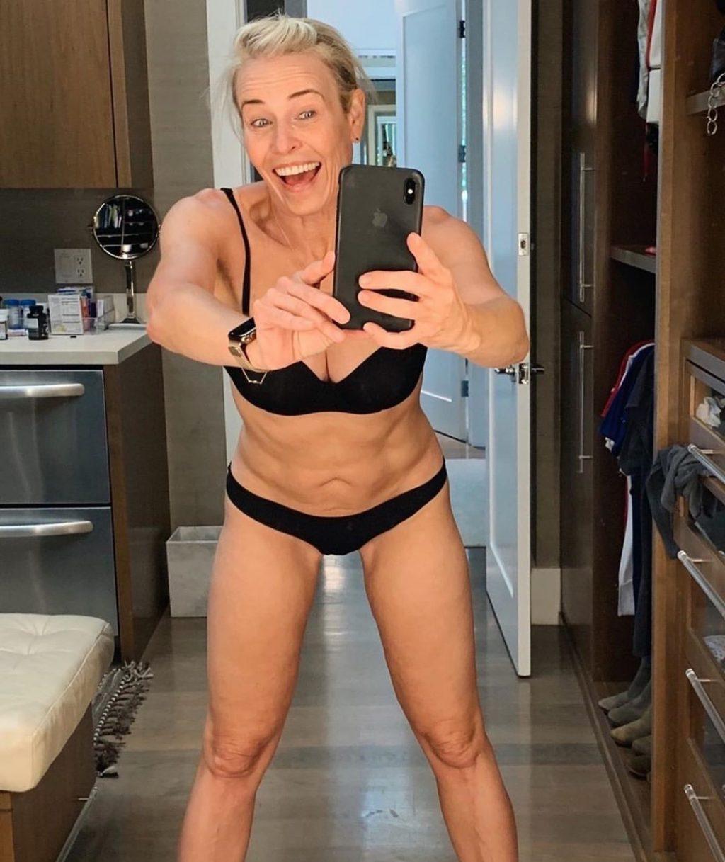 Chelsea Handler Sexy & Topless (13 Pics + Video)