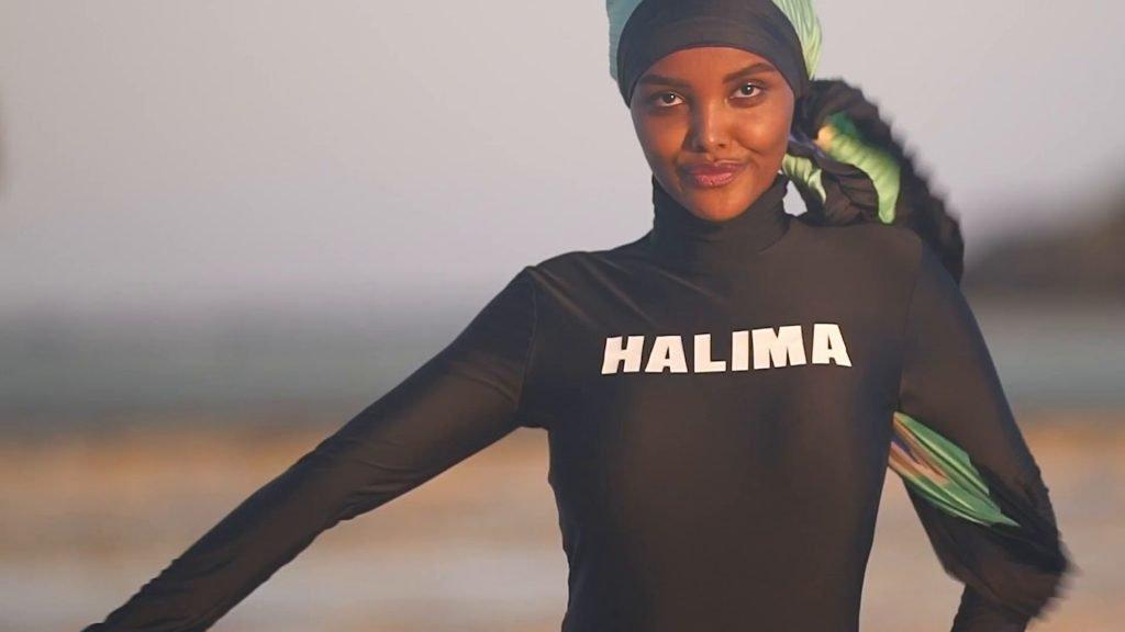 Aden  nackt Halima NY Daily