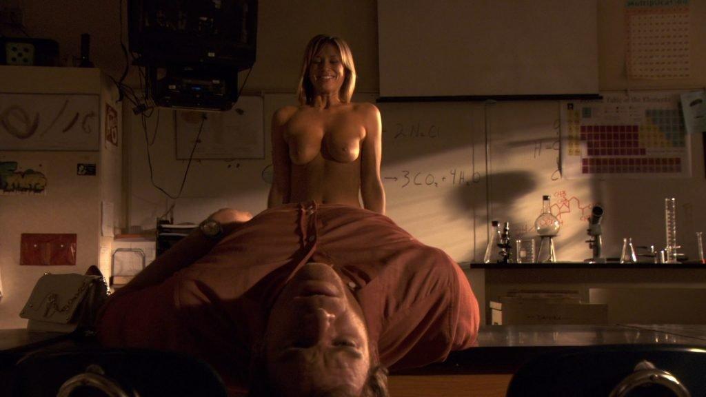 Kristen Miller Nude – Dexter (8 Pics + GIF & Video)