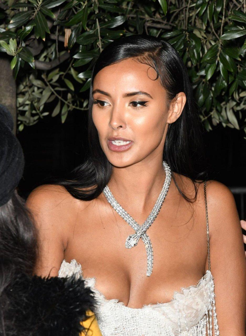 Maya Jama Sexy (50 Photos + Video)