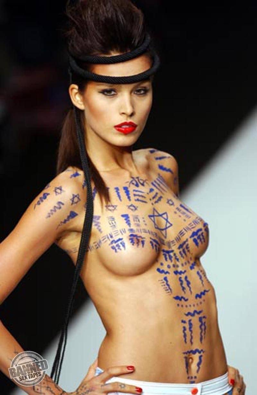 Petra Nemcova Topless (13 Photos + Video)