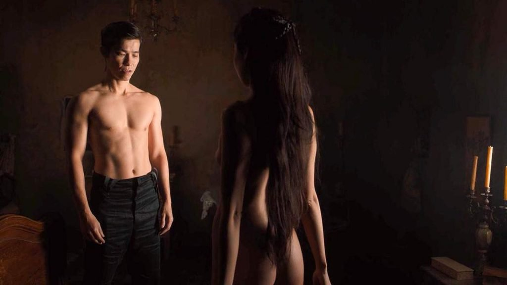 Rachel Colwell Nude – Warrior (7 Pics + GIF & Video)