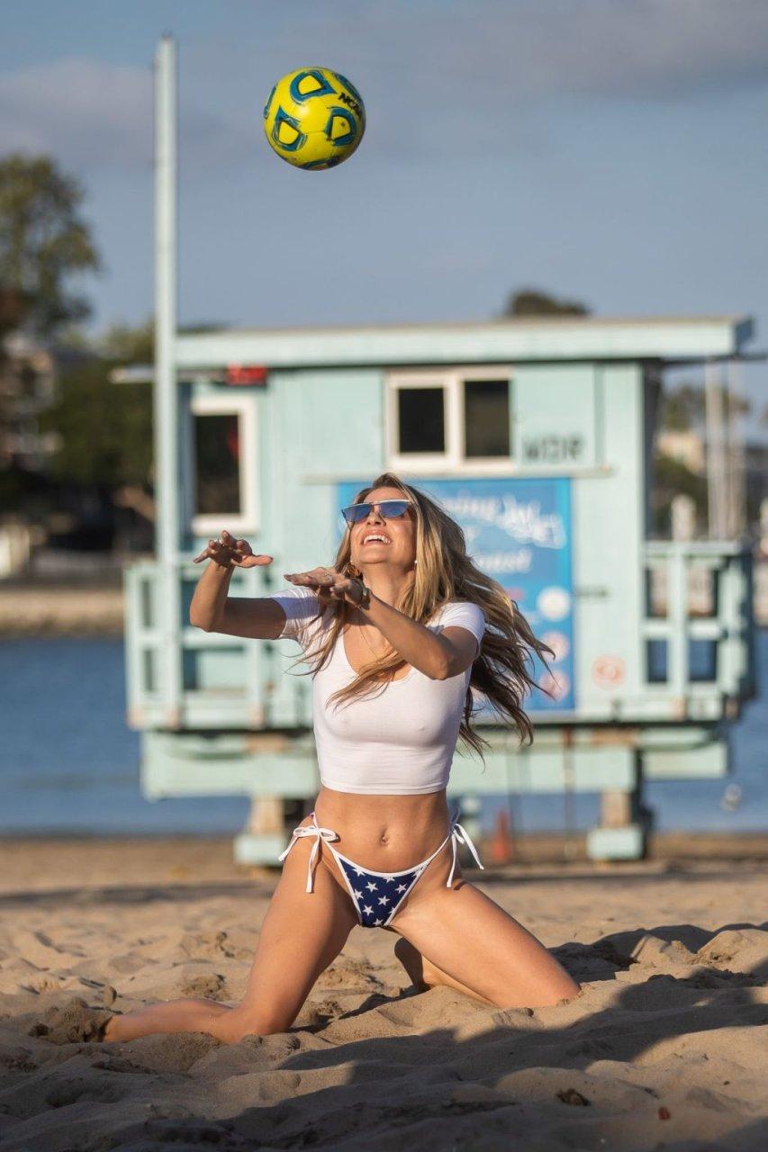 Rachel McCord See Through & Sexy (36 Photos)