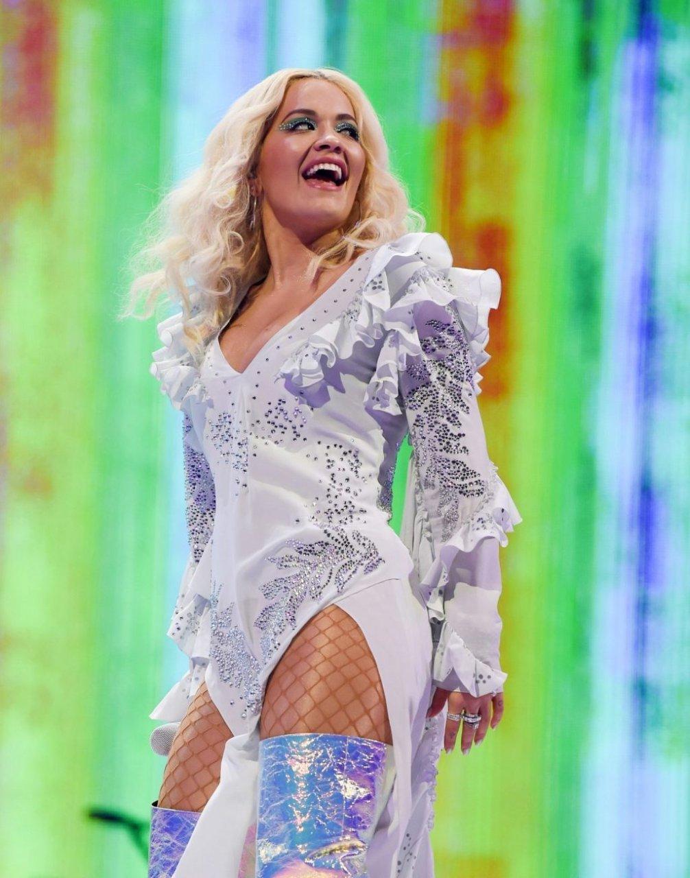Rita Ora Sexy (65 Photos + Video)