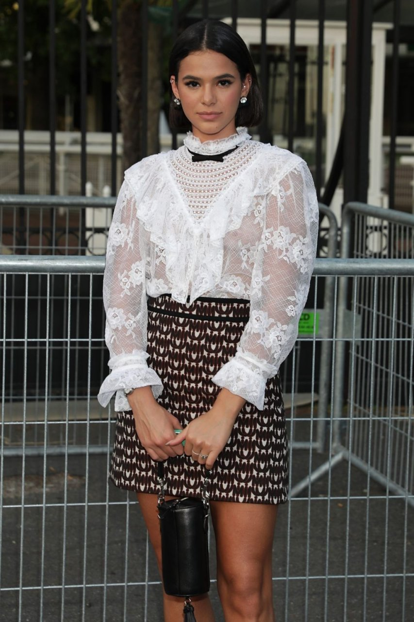 Bruna Marquezine See Through (19 Photos)