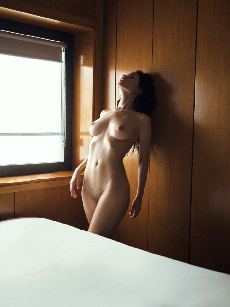 Bianca Gonzalez Goes Topless For Men's Mag