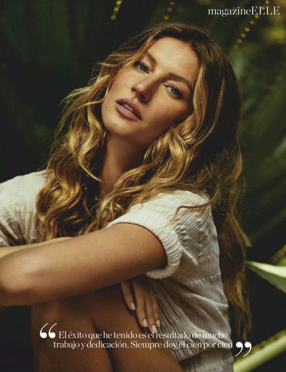 Gisele Bundchen Sexy (8 New Photos)