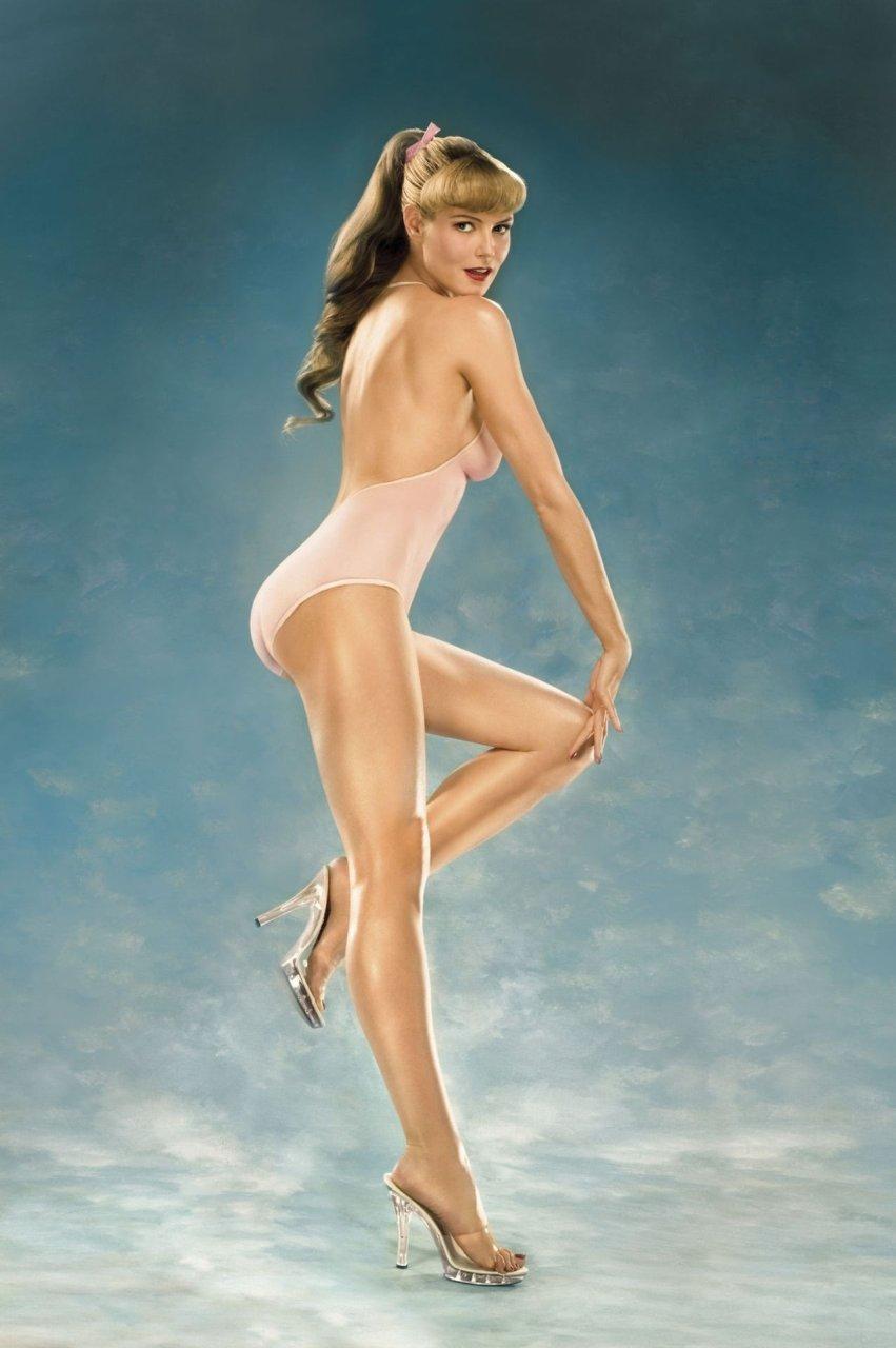 Naked heidi Heidi Klum