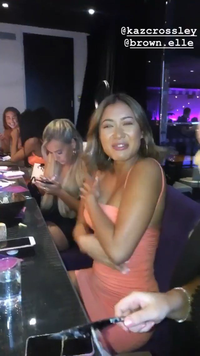 Kaz Crossley, Ellie Brown Sexy (41 Photos + Video)