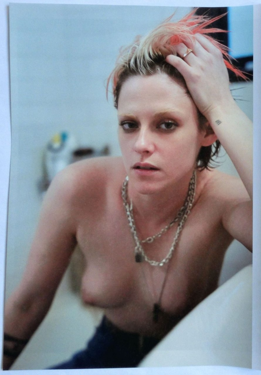 Kristen stewart nude photos