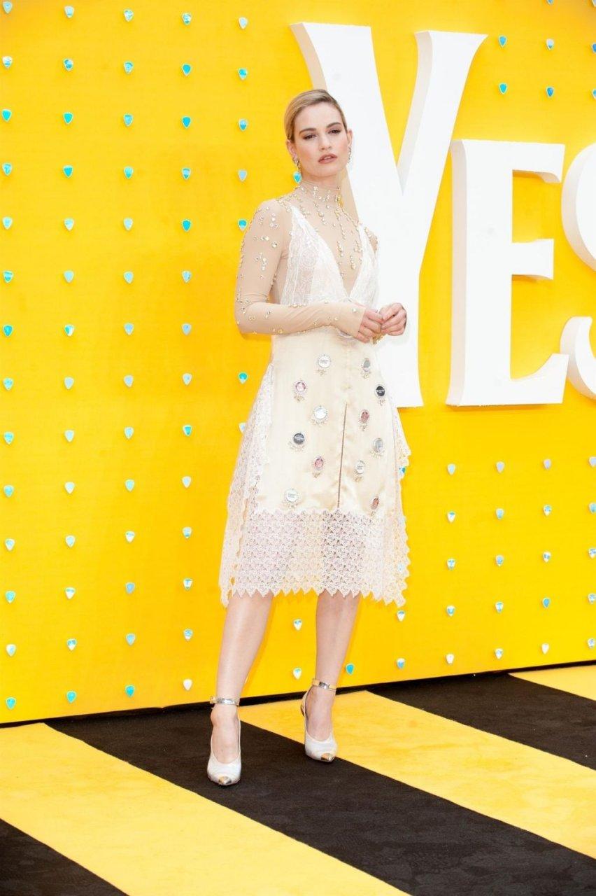 Lily James Sexy (31 Photos)