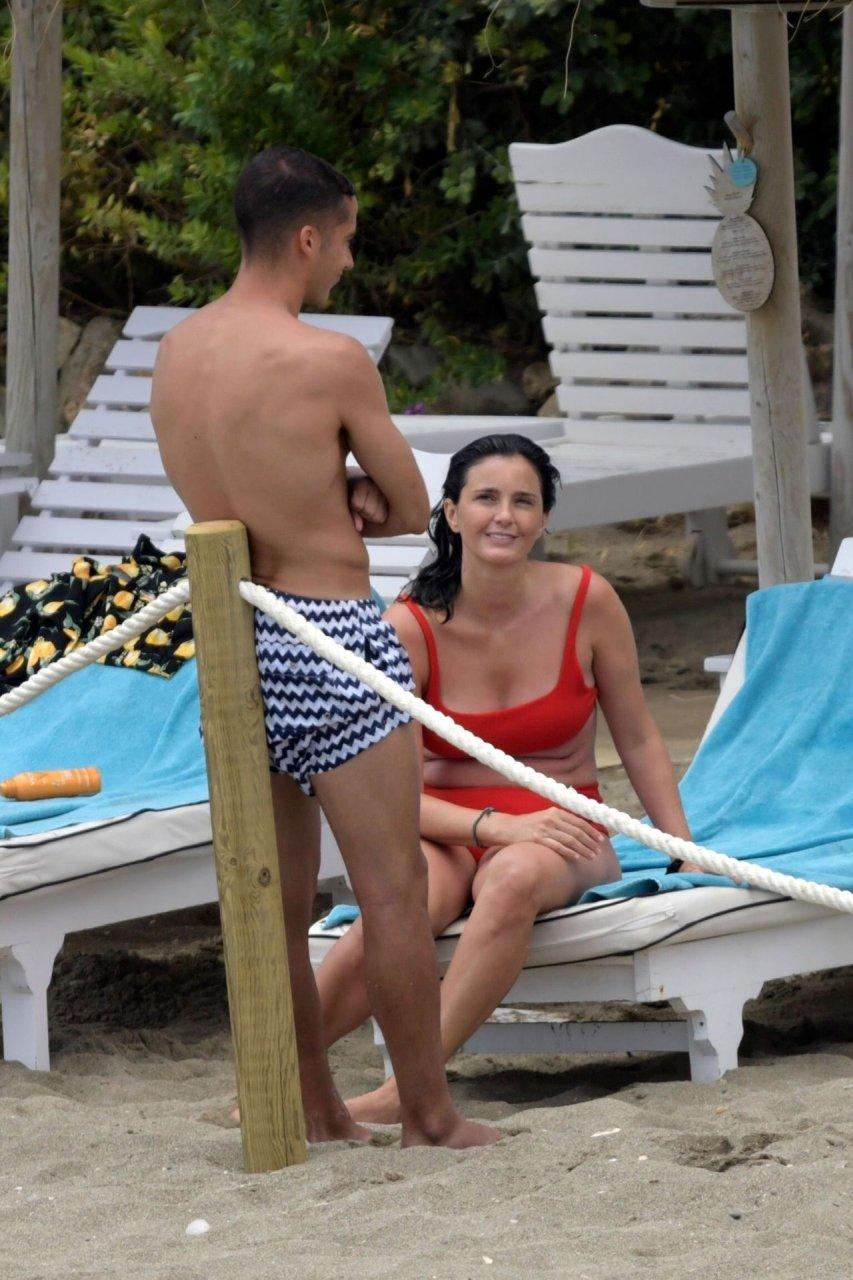 Macarena Rodriguez  nackt
