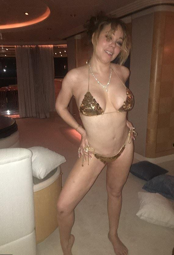 Mariah Carey Sexy (6 Photos)