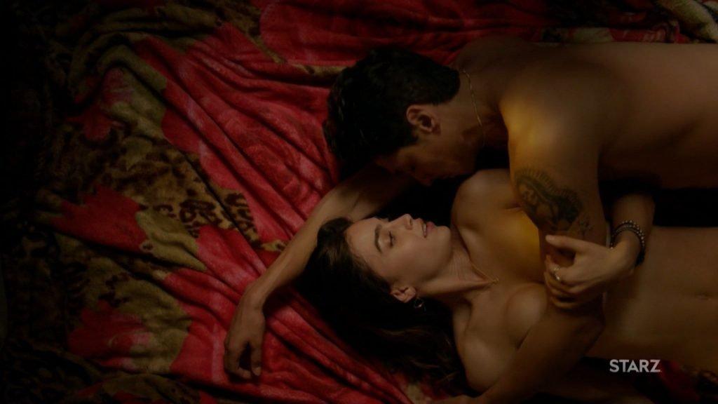 Melissa Barrera Nude – Vida (7 Pics + GIF & Video)