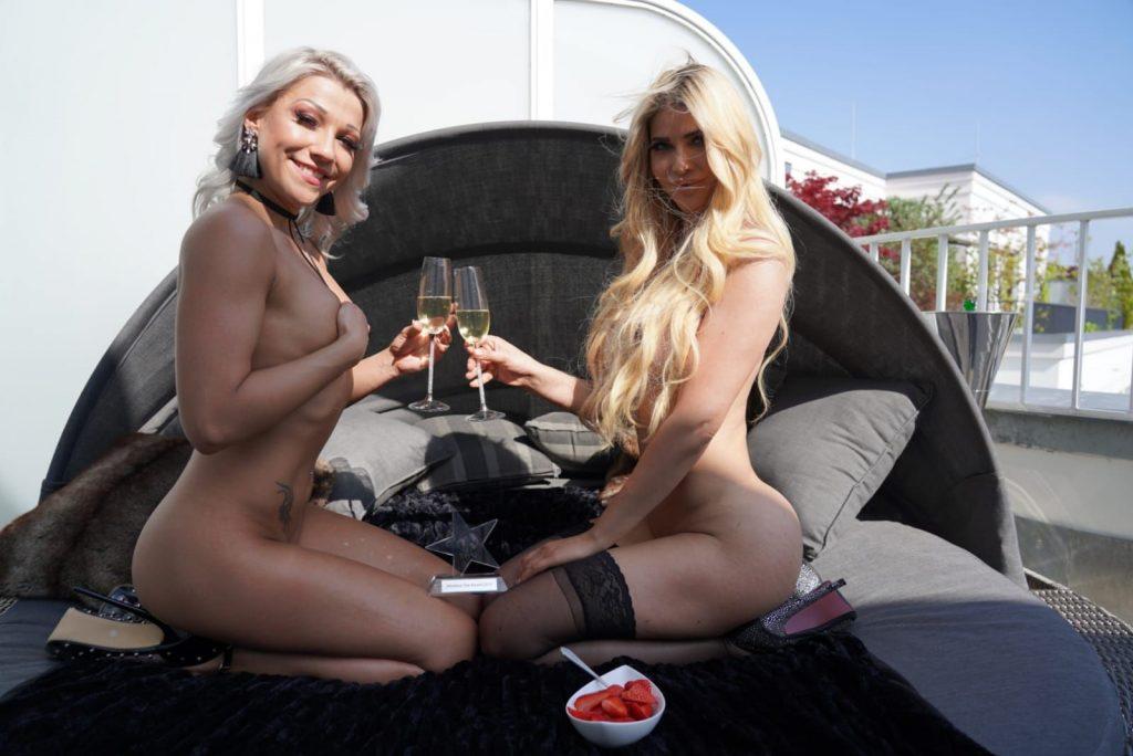 Micaela Schäfer, Aby Action Nude & Sexy (12 Photos)