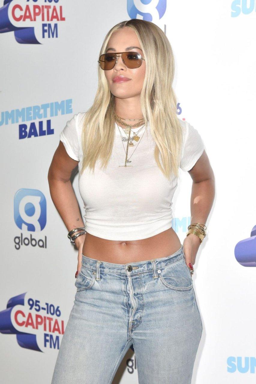 Rita Ora Sexy (18 Photos + GIFs)