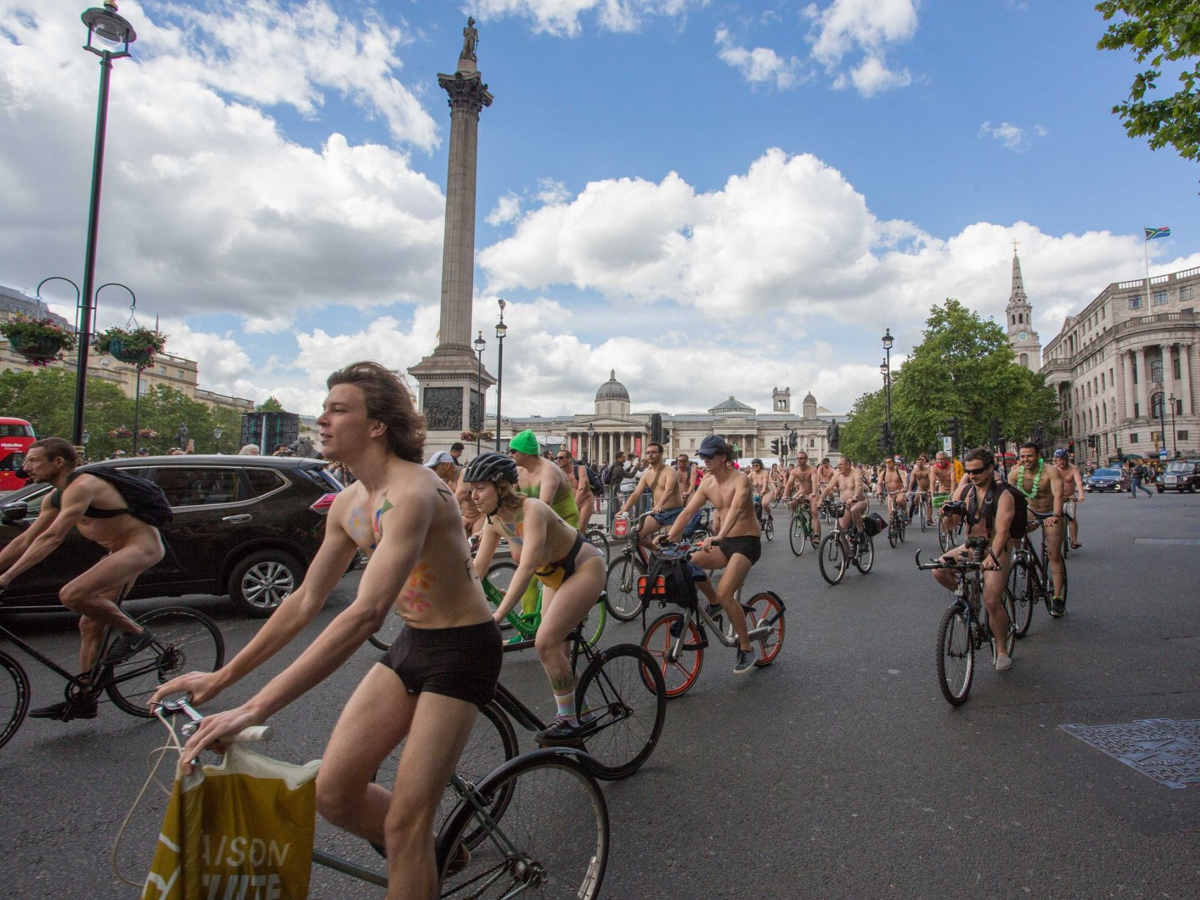 Philly naked bike ride called off because of the coronavirus