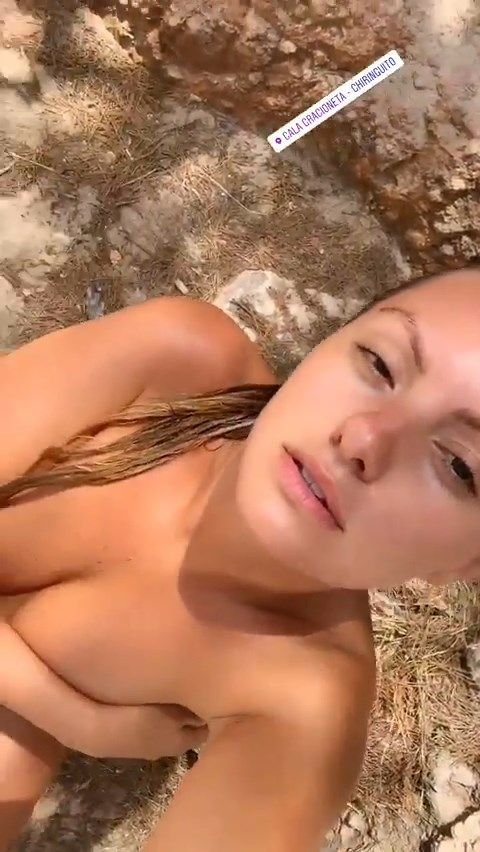 Alexandra Stan Sexy & Topless (46 Photos + Video)