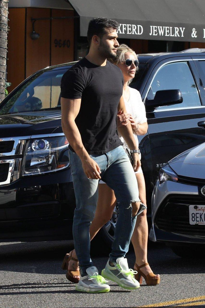 Britney Spears See Through (36 Photos)