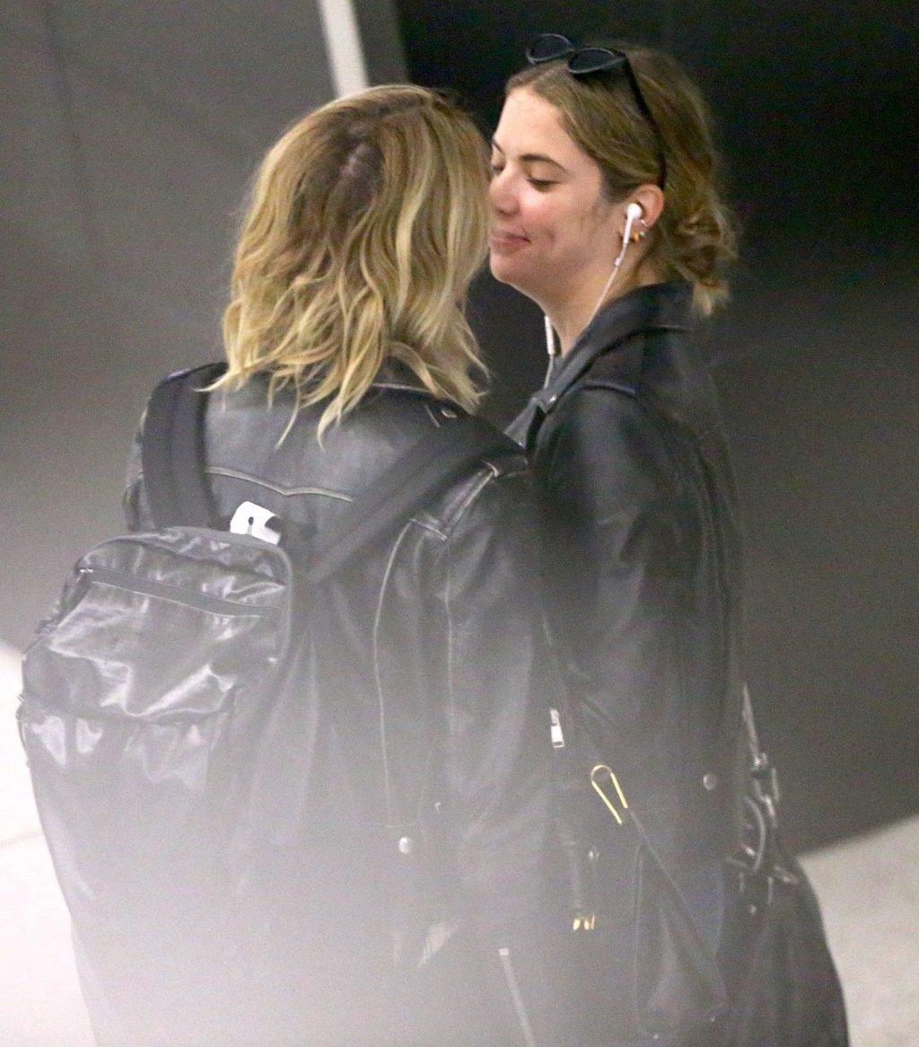 Cara Delevingne & Ashley Benson Sexy (53 Photos)