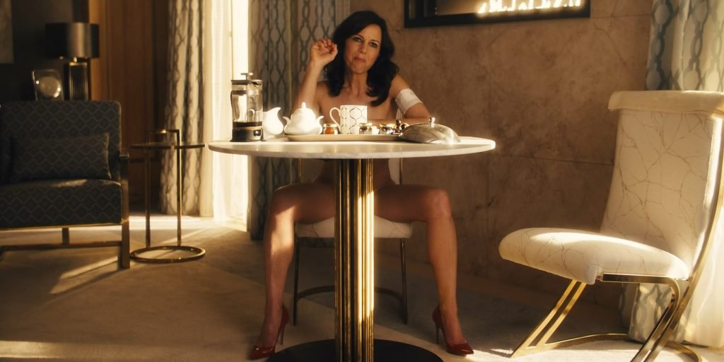 Carla Gugino Nude – Jett (11 Pics + GIF & Video)