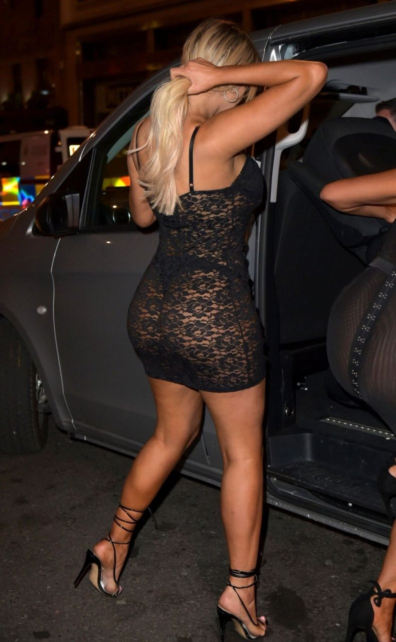 Chloe Ferry Sexy (29 New Photos)