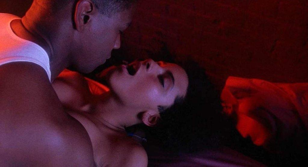 Cynda Williams Nude – Mo' Better Blues (4 Pics + GIF & Video)