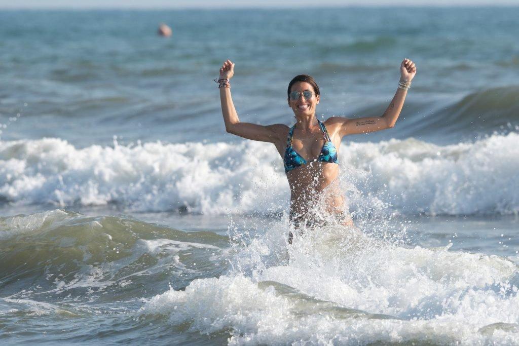 Elisabetta Gregoraci Hot (22 Photos)