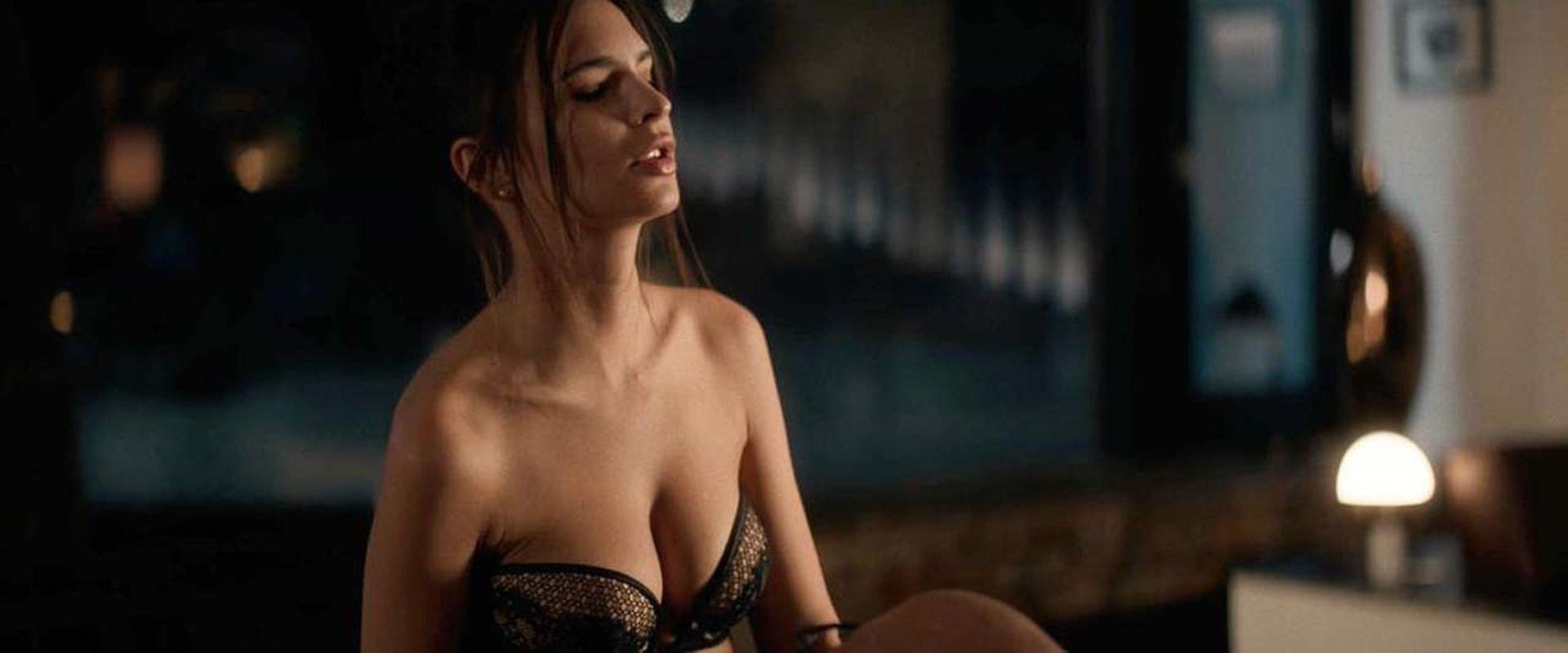 Emily ratajkowski hot video