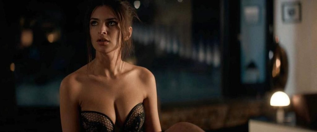 Emily Ratajkowski Sexy – Lying and Stealing (8 Pics + GIF & Video)