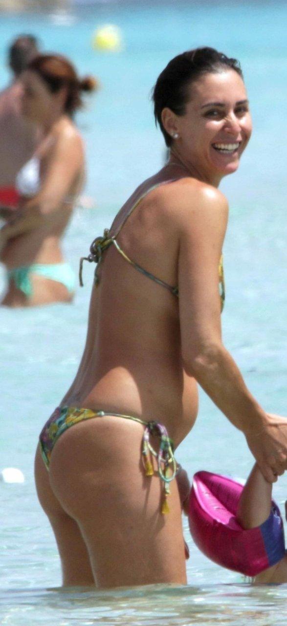 Nackt Flavia Pennetta  Angelique Kerber