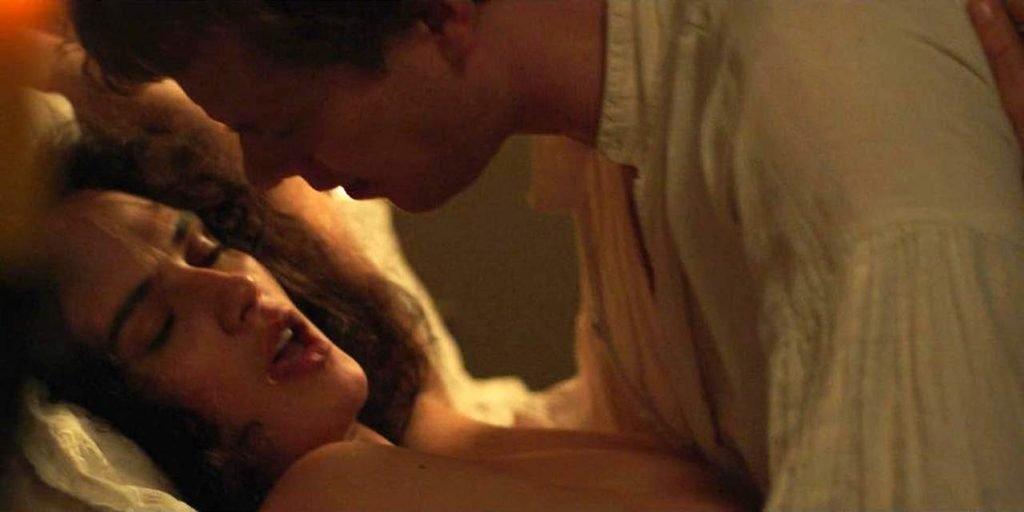 Jessica Brown Findlay Nude – Harlots (4 Pics + GIF & Video)