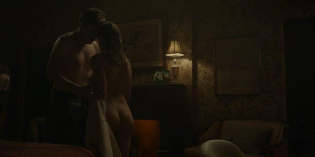 Laine Neil Nude – Strange Angel (9 Pics + GIF & Video)