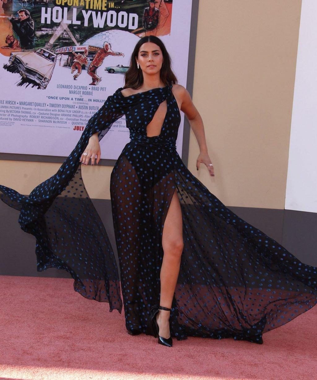 Lorenza Izzo Sexy (140 Photos)