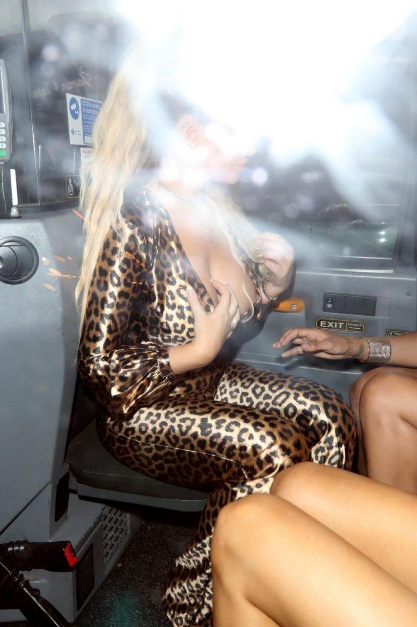 Megan Barton Hanson Nip Slip, Lisa Maffia See Through (82 Photos)
