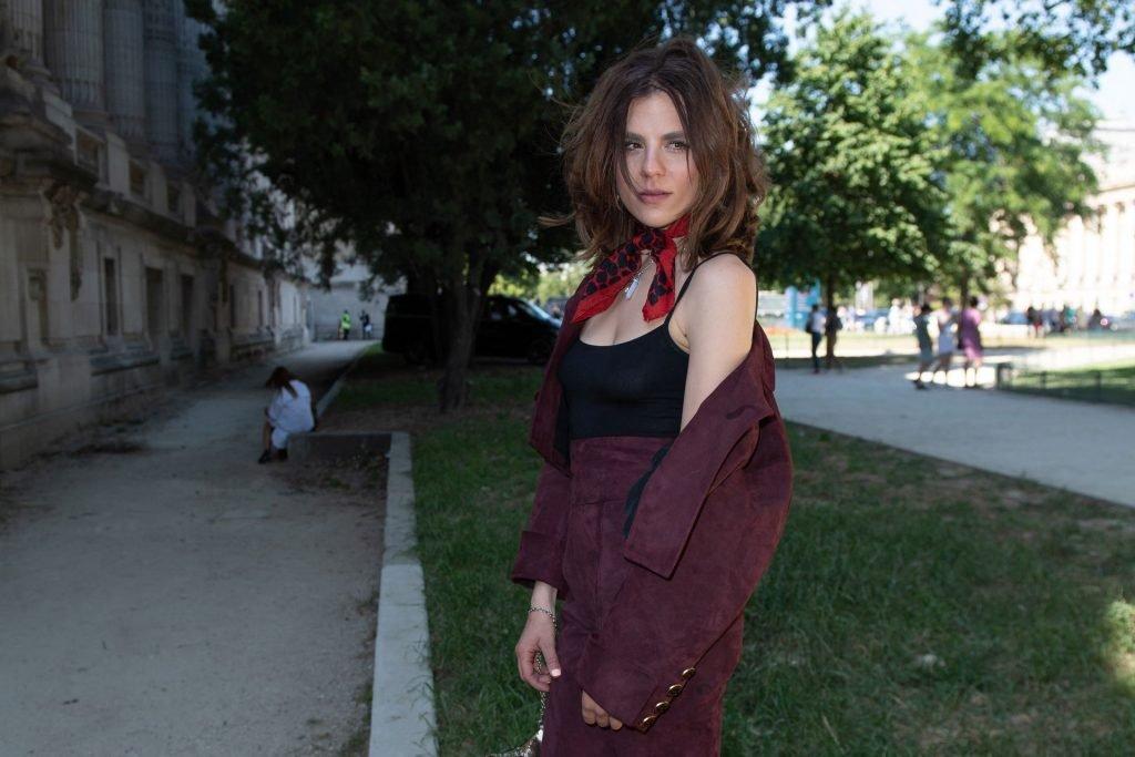 Morgane Polanski Braless (83 Photos)