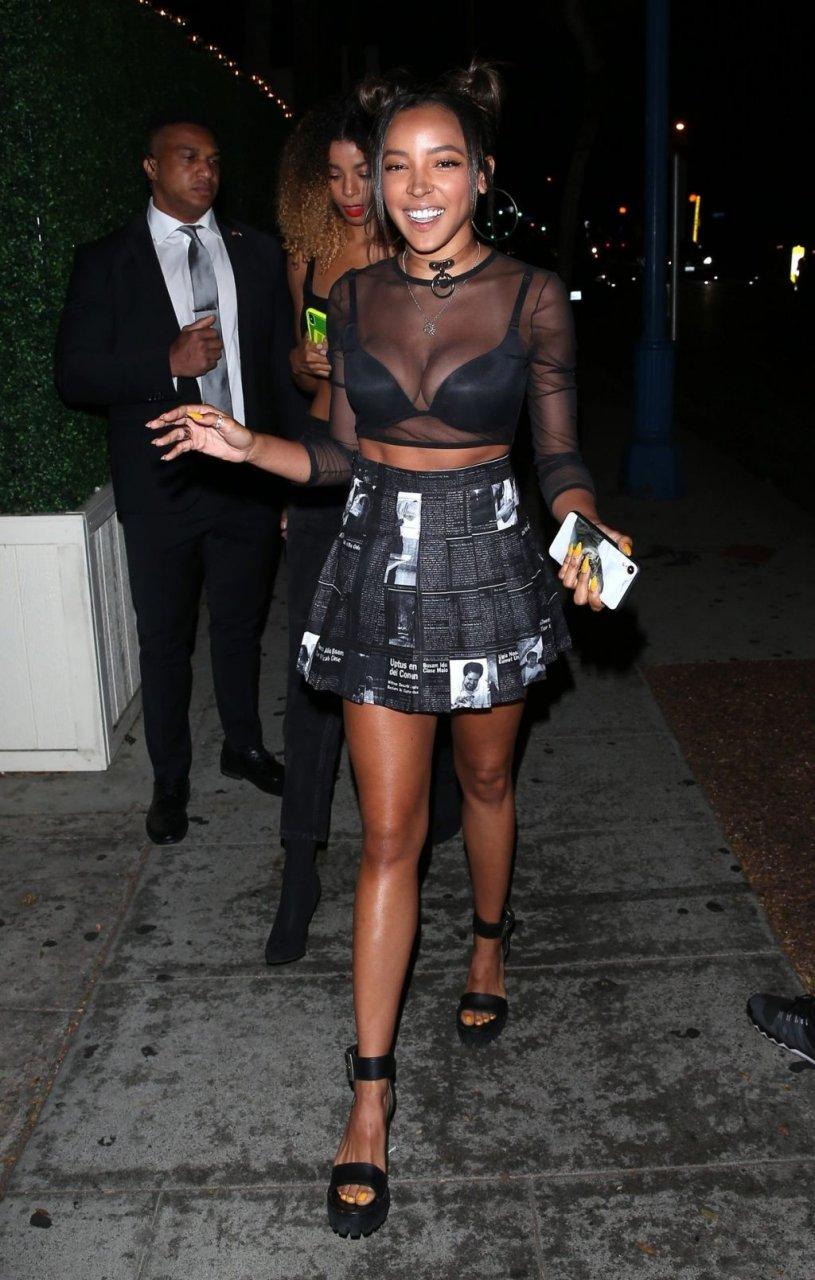 Tinashe Sexy (9 Photos)