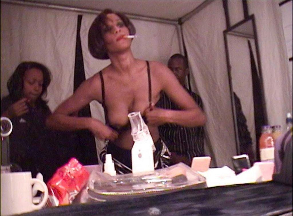 Whitney Houston Nude – Whitney (4 Pics + GIF & Video)