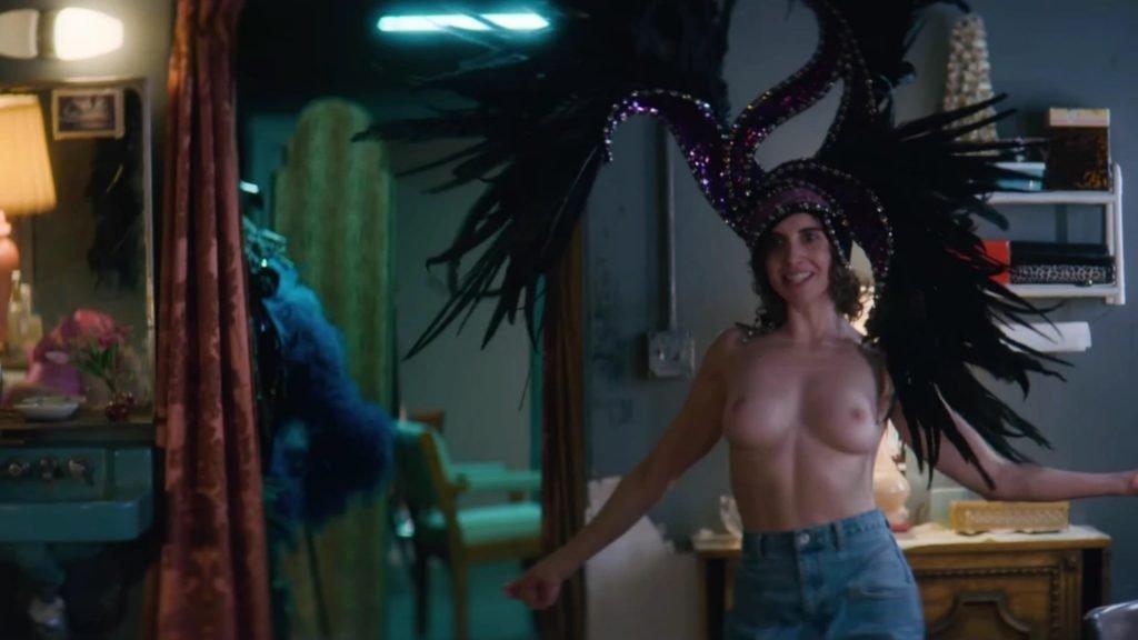 Alison Brie Nude – GLOW (4 Pics + GIF & Video)