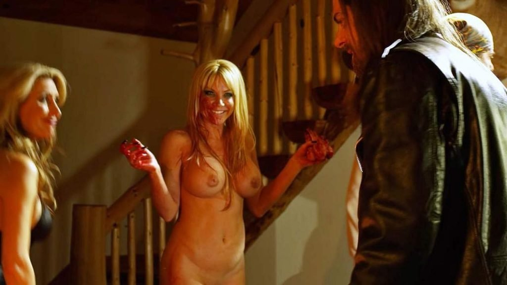 Angie Savage Nude – The Family (6 Pics + GIF & Video)