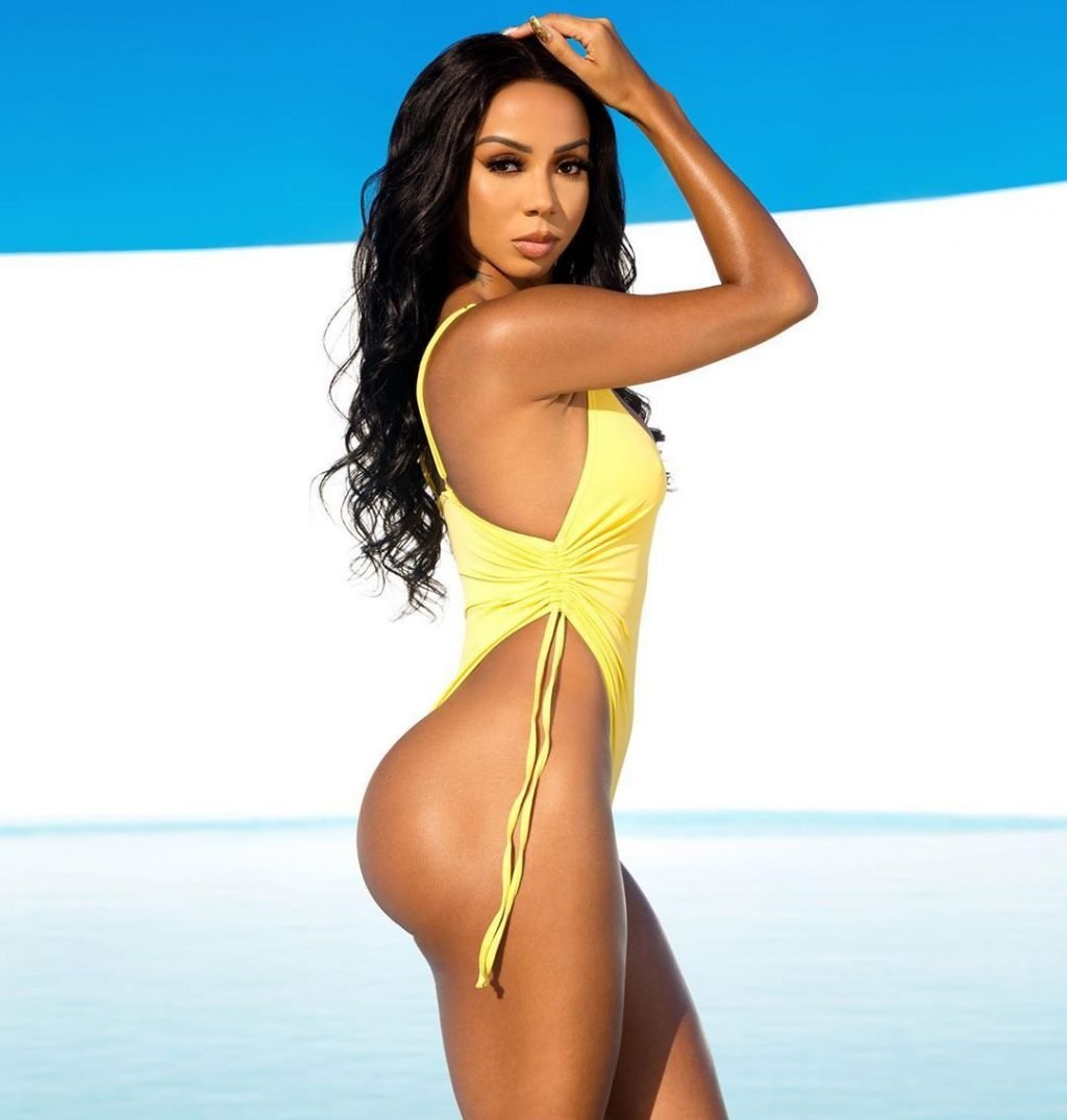 Brittany Renner Sexy (18 Photos)